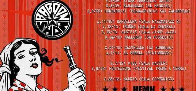 THE BABOON SHOW + DISASTER JACKS Madrid Sala Copérnico 28/12/2018 Con el paso de los años y la elevada cantidad de conciertos a los he ido (y sigo) asistiendo, ya […]