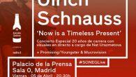 """ULRICH SCHNAUSS + PROMISING / YOUNGSTER & MUCROVISION EN MADRID SON EG Ulrich Schnausspresenta: """"Now is a Timeless Present"""", una retrospectiva de su carrera que recopila los trabajos clave de […]"""