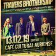 Los americanos TRAVERS BROTHERSHIP conquistarán Ourense con su exquisita mezcla de blues, rock, funk y jazz Los hermanos gemelos Eric y Kyle Travers han estado haciendo música y conciertos impresionantes […]