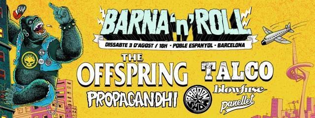 Animados por el Sold Out del Punk in Drublic este año no hemos podido resistirnos y tendremos IV edición del Barna N Roll. Invocamos el espíritu de la sala Garatge […]