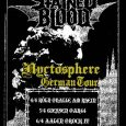 ¡Stained Blood, de gira por Alemania en abril! Los metalheads alemanes son muy afortunados: serán los primeros en escuchar las canciones de Nyctosphere en directo. Stained Blood estarán de gira […]