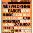 .Las artistas Ganges y MOW compartirán escenario en Madrid el 1 de marzo en la sala Moby Dick por su 27º Aniversario .Una noche elegante e hipnótica liderada por dos […]