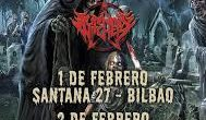 GRAVE DIGGER + BURNING WITCHES Madrid Sala Copérnico 02/02/2019 Dentro del Heavy Metal teutón Grave Digger son uno de los grupos clásicos que siguen a día de hoy, con mayor […]