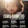 Isma Romero anuncia las primeras fechas de su nueva gira con ayudas de Girando Por Salas: Albacete,Mayorga (Valladolid), Oviedo, Sant Joan d'Alacant, Almansa (Albacete) y Salamanca. El artista recorrerá España […]