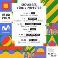 Showcases VIDA x Movistar Kids From Mars, Invisible Harvey, Rey Lobo, Carla,Honoluluy O'o protagonizan el ciclo de conciertos íntimos y gratuitos en distintas tiendas Movistar en Catalunya. Tras el éxito […]