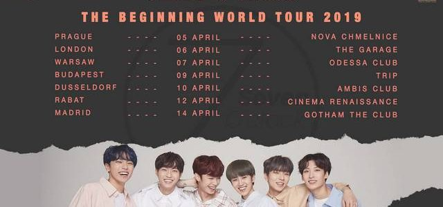 Beyond ENT and Forest Network are proud to present to you Seven O'Clock The Beginning World Tour! Seven O'Clock is a six member K-pop boy group under Forest Network. They […]