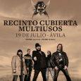 MAREA ACTUARÁ EL VIERNES 19 DE JULIO EN ÁVILA DENTRO DE SU GIRA «EL AZOGUE» La mejor banda de rock en castellano MAREA, actuará en el Recinto Cubierta Multiusos de […]