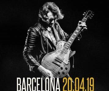 2017 Best Solo/Acoustic – European Blues Awards 2016 Best Guitarist – European Blues Awards 2014 Best Guitar Player – European Blues Awards 2013 Best New Talent (Guitar Player Magazine ) […]