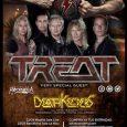 """Treat son actualmente una de las bandas más respetadas dentro de la escena del Hard Rock Melódico. Tren estar presentando en esta Gira su álbum """"Tunguska"""". La banda que abrirá […]"""