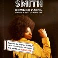 BETTE SMITH, concierto en Barcelona el 7 de abril de la estrella internacional del soul y el funk Domingo 7 de abril- Barcelona- La Nau Puertas 20 h. Anticipada 17 […]