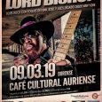 El huracán sónico del americano LORD BISHOP arrasará Ourense con su contundente blues rock con toques funk, soul y groove Lord Bishop regresa a España tras tres años para presentar […]
