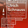 ULRICH SCHNAUSS + PROMISING / YOUNGSTER & MUCROVISION EN MADRID SON EG Ulrich Schnausspresenta: «Now is a Timeless Present», una retrospectiva de su carrera que recopila los trabajos clave de […]
