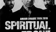 """SPIRITUAL FRONT Madrid Sala Wurlitzer 22/02/2019 Agridulce. Esa fue la sensación que me dejó """"mi primera vez"""" con el trío romano, aunque en directo se convirtieron en cuarteto al contar […]"""