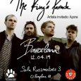 THE KING'S PARADE actuarán en Barcelona este viernes 12 de abril en Barcelona, Razz 3, tras el éxito de su concierto en Madrid (Siroco) del domingo pasado La banda presenta […]