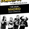 "COMBICHRIST + Terrolokaust CARACOL (Madrid) 07.07.2019 Domingo Fecha exclusiva en salas en la península con los temas que marcaron a una generación; ""Blut Royale"", ""This S*it Will Fcuk You Up"". […]"