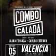 El viernes 5 de abril,COMBO CALADA (Mestizaje fusión de rock/ska/punk/reggae/ritmos latinos tipo La Raiz), presentan su nuevo disco «DESORDEN» en la sala Matisse, y el sábado 6 de abril, tenemos […]