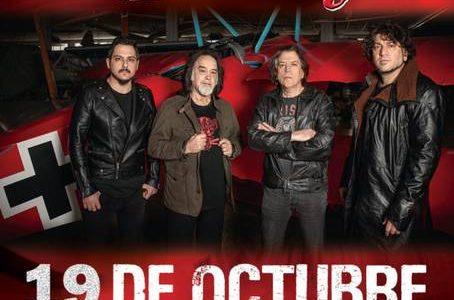 LOS BARONES VOLARÁN EN LA SALA BUT DE MADRID EL SÁBADO 19 DE OCTUBRE Remontar el vuelo para dos de los componentes originales del conocido y reconocido grupo de rock […]