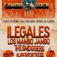 Ilegales, cabeza de cartel del 32º Candil Rock de Huércal de Almería Los Mambo Jambo, The Smoggers, y los almerienses Superfortress complenta el cartel. Un nuevo año la citaserá gratuitay […]