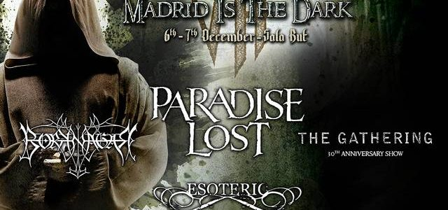 El festival madrileño MADRID IS THE DARK que se celebrará el 6 y 7 de diciembre en la Sala But confirma sus 4 primeros nombres. El festival se ha consolidado […]