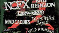 En menos de 20 DÍAS tenemos a NOFX – BAD RELIGION – LAGWAGON – MAD CADDIES – LESS THAN JAKE – y – WILD ANIMALS en un mismo escenario, […]