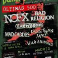 ❌ÚLTIMAS 500 ENTRADAS‼️ En 12 DÍAS tendremos el festival PUNK IN DRUBLIC en MADRID donde podremos ver juntos por primera vez a NOFX y BAD RELIGION, nada menos que con […]