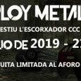 Elche acoge la III edición del Deploy Metal Fest Cuatro bandas formarán parte del cartel de la III edición del Deploy Metal Fest. El festival, organizado por laAgencia de managament […]