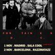 El concierto de Fontaines D.C. en Madrid será en la sala Cool El concierto de Fontaines D.C. en Madrid del 1 de noviembre tendrá lugar finalmente en la sala Cool, […]