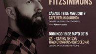 William Fitzsimmons este fin de semana en Madrid y Barcelona presentando «Mission Bell» El nuevo álbum del cantautor y productor musical, «Mission Bell»,publicado en septiembre de 2018, es unacrónica del […]