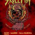 """Skull Fist vuelven aMadrid Skull Fist el 1 de septiembre en Madrid Gira para presentar su tercer álbum """"Way Of The Road"""" Vuelven los canadiensesSkull Fista Europa con un Tour […]"""