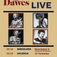 Dawes, a finales de octubre de gira por Barcelona, Valencia, Madrid y Bilbao Dawesvendrán de gira en octubre porBarcelona(el día24, enRazzmatazz2 y dentro del aniversario de la sala),Valencia(el25,16 Toneladas),Madridel26(El Sol, […]
