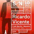Ricardo Vicentey su banda presentarán 'A Lo Mejor Yo Te Gusto', su próximo álbum, el viernes 7 de junio en elCafé Berlinde Madrid de la mano deSON EstrellaGalicia/Galicia Masgalicia Hazte […]