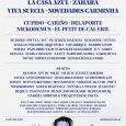 Oh My Light, Oh My Night! La música de Zahara cerrará la octava edición de White Summer Costa Brava del 3 al 25 de agosto en Mas Gelabert (Pals, Girona) […]