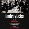 tindersticks, en febrero en Barcelona y en marzo en San Sebastián con nuevo disco Los británicos tindersticks actuarán el 25 de febrero del próximo año en Barcelona (Palau de la […]
