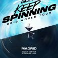 @GOT7Official 2019 WORLD TOUR 'KEEP SPINNING' en el WiZink Center de Madrid el 16 de octubre! Entradas a la venta 14 de junio a las 9 am. Preventa 13 de […]