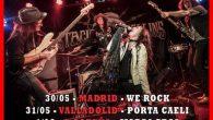 STACIE COLLINS Madrid Sala We Rock 30/05/2019 No me suele pasar esto muy a menudo pero no sé por dónde empezar para intentar plasmar con palabras lo que Stacie Collins […]