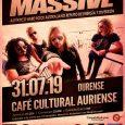 Los australianos MASSIVE volverán a arrasar el Auriense para presentar su último disco «Rebuild Destroy» Una de las grandes banda del rock & roll australiano, MASSIVE, ha estado conquistando los […]