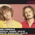 ¡SAVE THE DATE! Esta semana Lime Cordiale en Madrid (martes, 23 de julio) y Barcelona (miércoles, 24 de julio) La banda que todos deberíais conocer este año son Lime Cordiale. […]