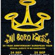 "NUEVA GIRA ROUTE RESURRECTION: DOG EAT DOG – ""ALL BORO KINGS"" 25TH ANNIVERSARY TOUR Aún estamos con las ganas de volver a Viveiro al Resurrection, pero para que la espera no […]"
