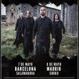 La banda de metal progresivoConceptionmusicactuarán en Barcelona y Madrid el próximo mayo tras reunirse en 2018 y lanzar nuevo material tras once años. Los noruegos son todo un referente del […]