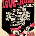 Revolver y Santero y Los Muchachos cierran el cartel delLove to Rock de València Los Zigarros, Tarque, Rulo y la Contrabanda, Los Coronas y Limbotheque son los otros artistas que, […]