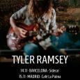 Tyler Ramsey girará en noviembre por Barcelona, Madrid, Zaragoza y Valencia El estadounidense Tyler Ramsey, que ha sido el guitarra solista -y también coautor de canciones- de Band Of Horses […]