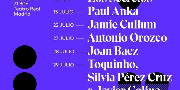 COMIENZA UNIVERSAL MUSIC FESTIVAL 2019. El próximo viernes comienza laV edición de Universal Music Festival 2019que se celebrará del1 al 31 de julio en el Teatro Real de Madrid. Contaremos […]