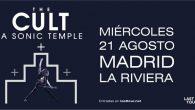 The Cult interpretarán en directo su mítico 'Sonic Temple' en menos de un mes en Madrid Después de arrasar el pasado junio como uno de los platos fuertes del Azkena […]