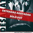 CONCIERTO FIN DE GIRA ANTÁRTIDA ¡¡ENTRADAS AGOTADAS !! MADRID · LA RIVIERA VIERNES 22 NOVIEMBRE 2019 Puertas 19:30H. Green Desert Water20:00H. Desakato 21:00H.