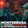 MONTERROSA CELEBRA SU PUESTA DE LARGO EN LA SALA EL SOL El dúo de Enrique F. Aparicio y Rocío Saiz presentará oficialmente su disco 'Latencia' el 26 de septiembre en […]