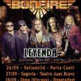Bonfire vuelven de gira a España este mes de septiembre Cambio de sala en Madrid Los alemanesBonfireregresan a España con una gira de cuatro fechas de suTemple of Lies Tour […]