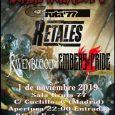 El festival madrileño celebra su tercera edición en la sala Gruta 77 el próximo 1 de noviembre de 2019. La tercera edición del festival ZOMBIE WAR FEST se celebrará el […]
