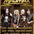 Arranca la gira de MadMax Arranca la gira de los Mad Max La legendaria banda de Hard Rock alemanaMad Max, capitaneada por el guitarrista, cantante y productorMichael Voss, visita nuestro […]