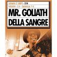 Arranca la gira «Desata la Bestia Tour 19» de Mr Goliath Sábado 7 de septiembre 21:00 horas Avd del Brasil, 5. Madrid Entrada Anticipada 5€ / Taquilla 7€ Desde A […]