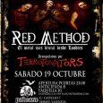 La banda británica de Metal, RED METHOD, se presenta por primera vez en VALENCIA, presentando las canciones de su inminente nuevo lanzamiento «For the Sick» que les esta llevando a […]